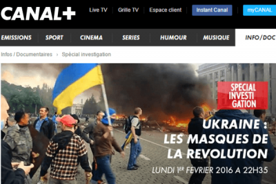 Canal+ � ������ ��� ������� �����, ��������� �������� �����