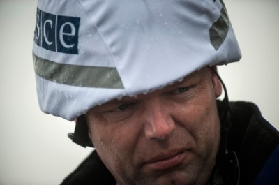 The OSCE said that Ukraine had violated the Minsk Agreement